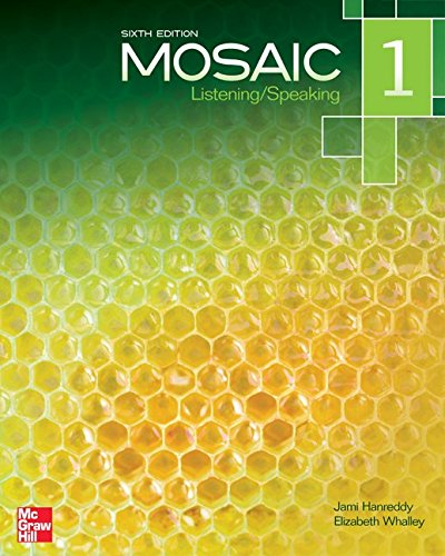 Mosaic Level 1 Listening/Speaking Student Book