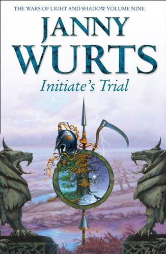 Initiates Trial: First Book Of Sword Of The Canon (The Wars Of Light And Shadow, Book 9) (The Wars Of Light And Shadow Series)