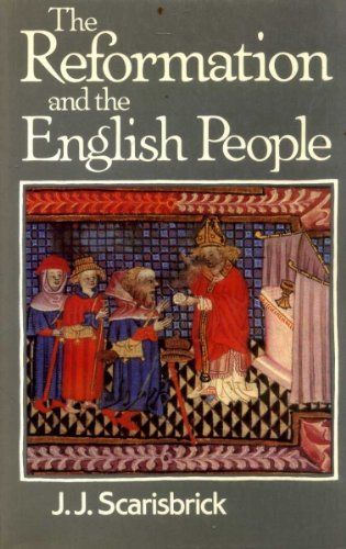 The Reformation And The English People