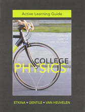 Load image into Gallery viewer, Active Learning Guide For College Physics