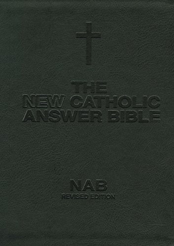 New Catholic Answer Bible-Nabre-Librosario