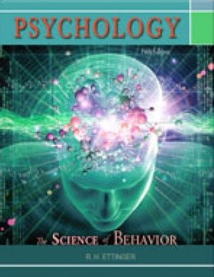 Essentials Of Psychology The Science Of Behavior