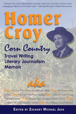 Homer Croy Corn Country