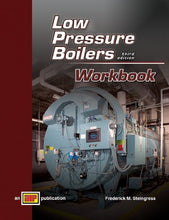 Load image into Gallery viewer, Low Pressure Boilers Workbook