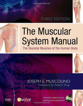 Load image into Gallery viewer, The Muscular System Manual: The Skeletal Muscles Of The Human Body, 3E