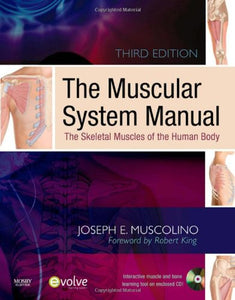 The Muscular System Manual: The Skeletal Muscles Of The Human Body, 3E