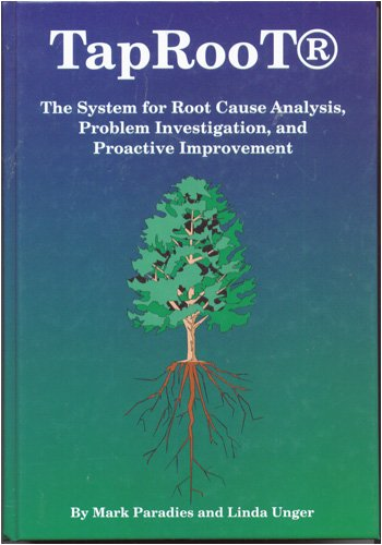 Taproot: The System For Root Cause Analysis, Problem Investigation & Proactive Improvement