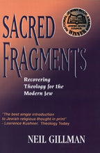 Load image into Gallery viewer, Sacred Fragments: Recovering Theology For The Modern Jew