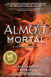 Almost Mortal (A Legal Thriller)
