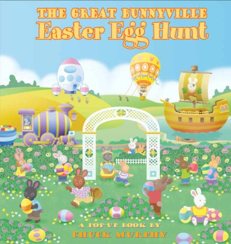 The Great Bunnyville Easter Egg Hunt