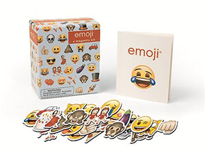 Emoji: A Magnetic Kit (Miniature Editions)