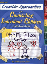 Load image into Gallery viewer, Creative Approaches For Counseling Individual Children In The School Setting Book W/ Cd