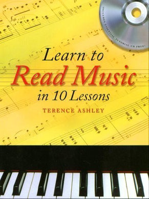 Learn To Read Music In 10 Lessons