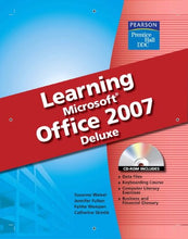 Load image into Gallery viewer, Ddc Learning Microsoft Office 2007 Softcover Deluxe Edition