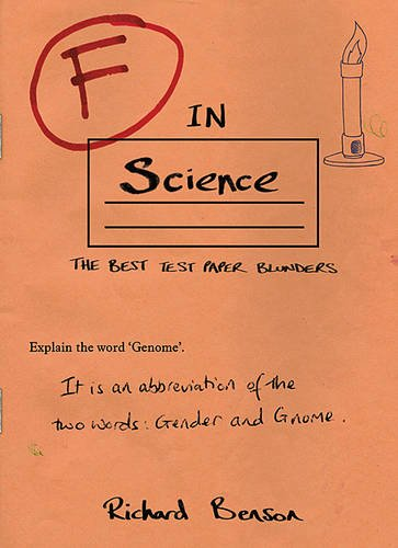 F In Science (F In Exams)