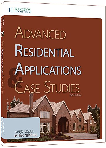 Advanced Residential Applications & Case Studies, 2Nd Ed.