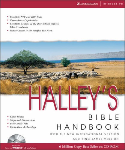 Halley'S Bible Handbook For Windows