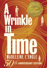 Load image into Gallery viewer, A Wrinkle In Time: 50Th Anniversary Commemorative Edition (A Wrinkle In Time Quintet)