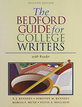 Load image into Gallery viewer, The Bedford Guide For College Writers With Reader