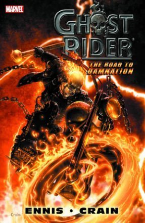 Ghost Rider: The Road To Damnation