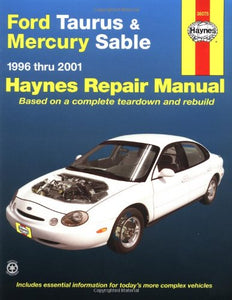 Ford Taurus & Mercury Sable 1996-2001 (Haynes Manuals)