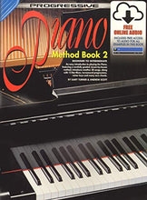 Load image into Gallery viewer, 72627 - Progressive Piano Method Book 2 - Book/Online Audio