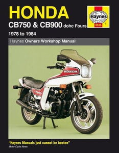 Honda Cb 750 & 900 '79'83 (Haynes Repair Manuals)