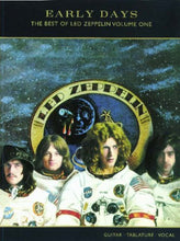 Load image into Gallery viewer, Early Days (The Best Of Led Zeppelin), Vol 1: Guitar/Tab/Vocal