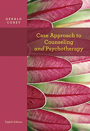 Case Approach To Counseling And Psychotherapy (Mindtap Course List)