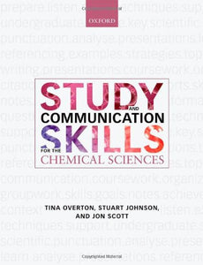 Study & Communication Skills For The Chemical Sciences