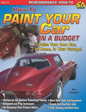 Load image into Gallery viewer, How To Paint Your Car On A Budget (Cartech)