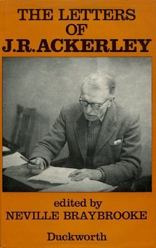 The Letters Of J. R. Ackerley