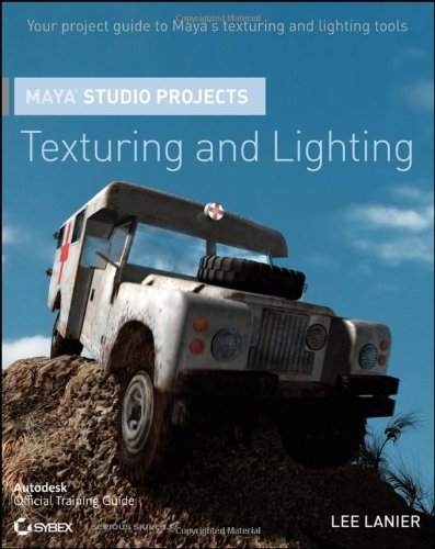 Maya Studio Projects Texturing And Lighting