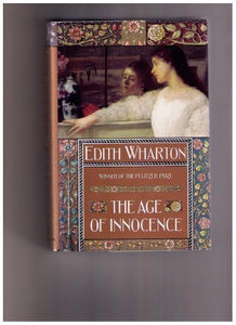 The Age Of Innocence  Art Edition Jacket