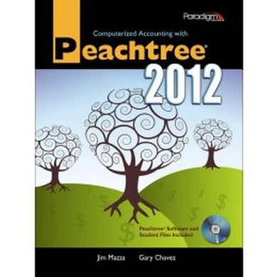 Computerized Accounting With Peachtree 2012