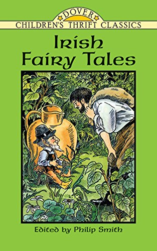 Irish Fairy Tales (Dover Children'S Thrift Classics)