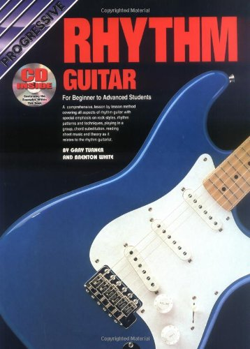 Cp54047 - Progressive Rhythm Guitar - Book/Cd/Dvd