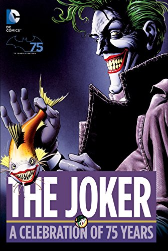 The Joker: A Celebration Of 75 Years