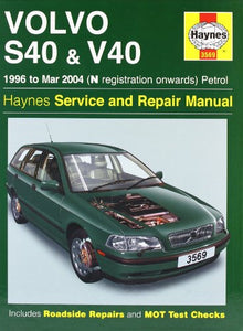 Volvo S40 And V40 Petrol