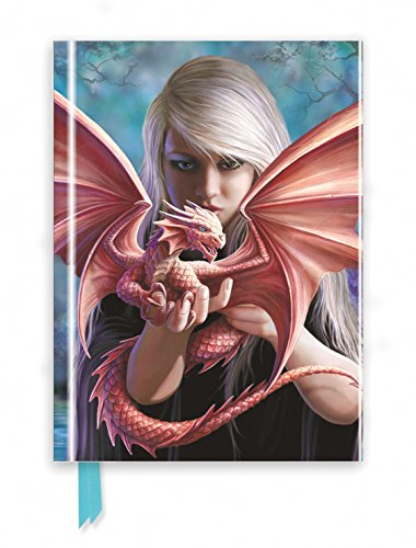 Anne Stokes: Dragonkin (Foiled Journal) (Flame Tree Notebooks)