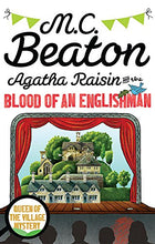 Load image into Gallery viewer, Agatha Raisin And The Blood Of An Englishman