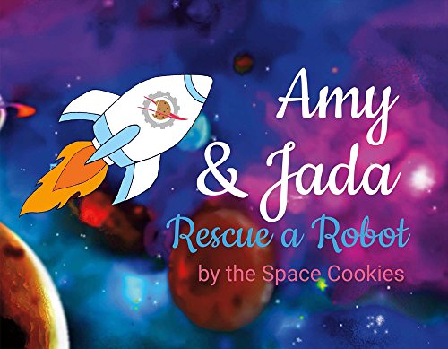 Amy & Jada: Rescue A Robot