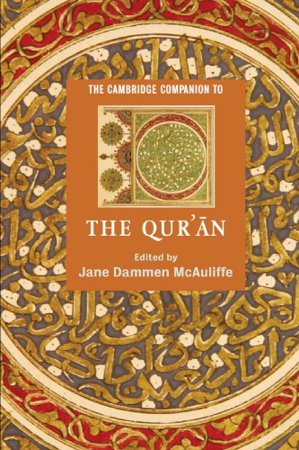 The Cambridge Companion To The Qur'N (Cambridge Companions To Religion)