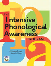 Load image into Gallery viewer, The Intensive Phonological Awareness (Ipa) Program