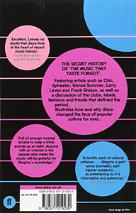 Turn The Beat Around: The History Of Disco