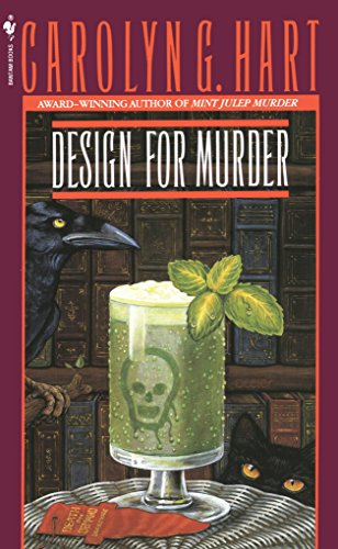 Design For Murder (Death On Demand Mysteries, No. 2)
