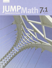 Load image into Gallery viewer, Jump Math 7.1: Book 7, Part 1 Of 2