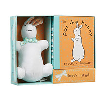 Load image into Gallery viewer, Pat The Bunny Book & Plush (Touch-And-Feel)