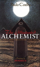 Load image into Gallery viewer, The Illustrated Alchemist: A Fable About Following Your Dream