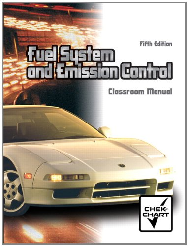 Fuel System And Emission Control: Classroom Manual